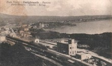 Una vecchia cartolina di Castiglioncello