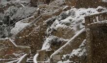 Hard wintertime in Castiglioncello