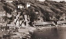 Bagni Nettuno in an old postcard