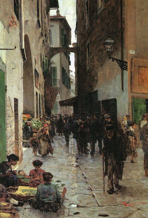 Il ghetto di Firenze