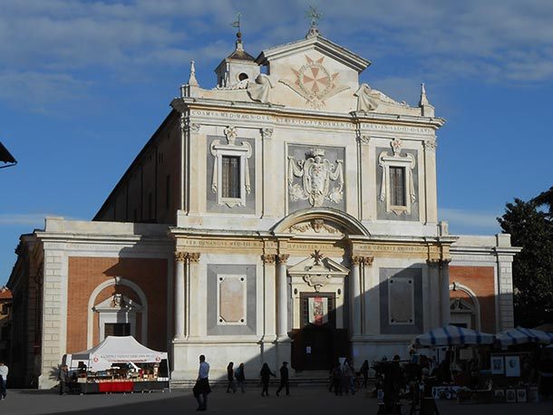 Chiesa di S. Stefano dei Cavalieri ?