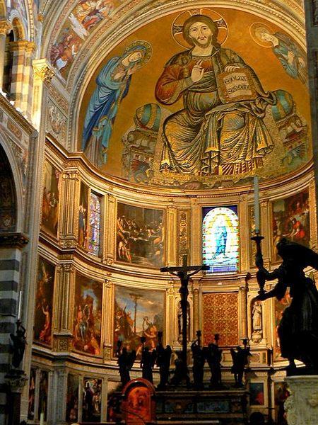 Abside del Duomo